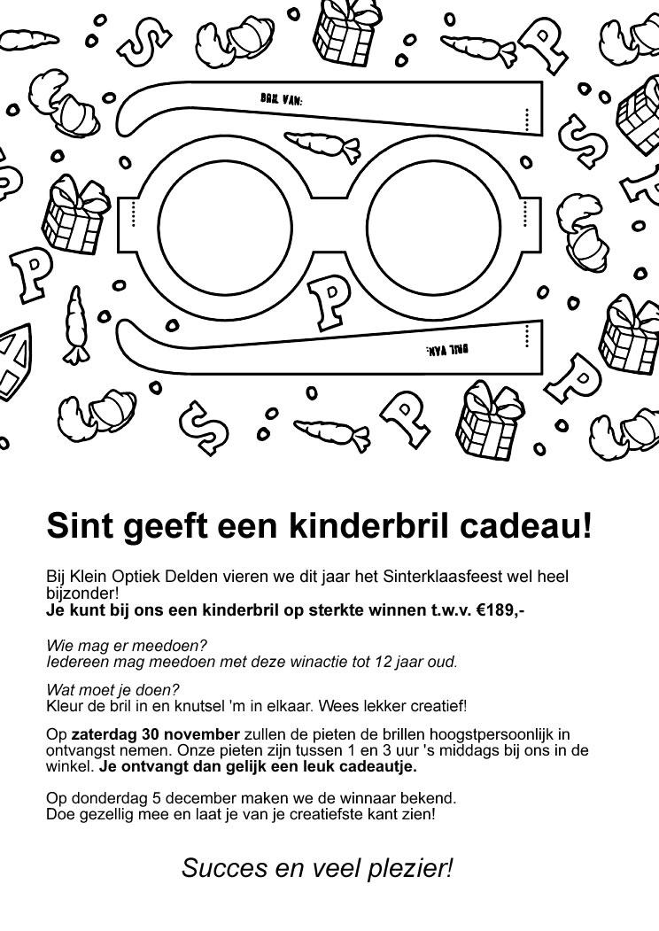 Sinterklaas Actie!
